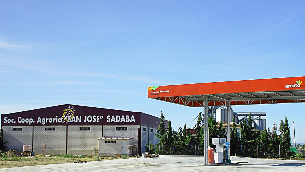 Carburantes Coop. San José